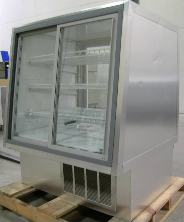 Spartan 97048-40R Mini Refrigerated Display Case