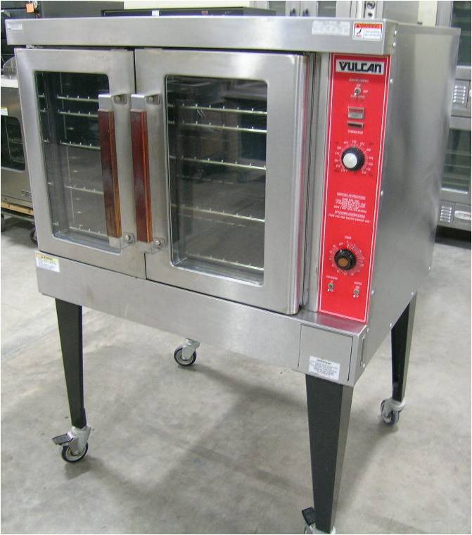 Vulcan-Hart VC4GD-10 Gas Convection Oven, Single Deck